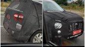 Hyundai Creta Seven Seater Spied