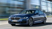 Bmw 5 Series Facelift