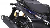 Yamaha Aerox 155 Motogp Edition Rear Section