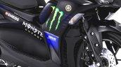 Yamaha Aerox 155 Motogp Edition Zoomed In