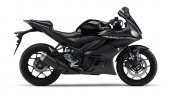 2021 Yamaha R3 Matte Black Right Side