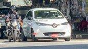 Renault Zoe Spy Shot Front