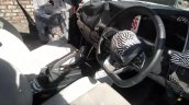 Mahindra Xuv500 Interior Spied