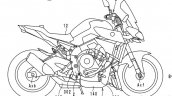 Turbocharged Yamaha Bike Patent