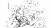 Turbocharged Yamaha Bike Patent Filing