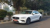 2020 Volvo S60 Front 3 Quarters Action 2