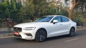 2020 Volvo S60 Front 3 Quarters Action 3