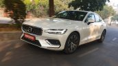 2020 Volvo S60 Front 3 Quarters Action 4