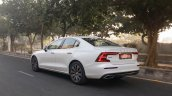 2020 Volvo S60 Rear 3 Quarters Action 1
