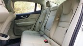 2020 Volvo S60 Rear Seats