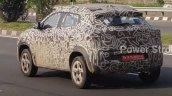 Renault Kiger Spied 3