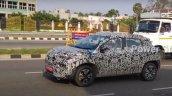 Renault Kiger Spied