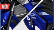 2021 Yamaha Exciter Radiator