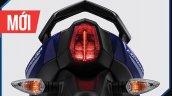 2021 Yamaha Exciter Tail Light