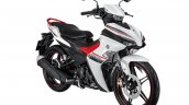 2021 Yamaha Exciter White Front Right