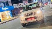 Mahindra Tuv300 Plus Facelift Spied