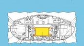 Honda Goldwing Rear Facing Radar Patent