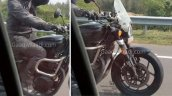 650cc Royal Enfield Cruiser Spied