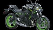 2021 Kawasaki Z650 Front Right