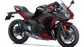 2021 Kawasaki Ninja 650 Red Front Right
