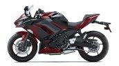 2021 Kawasaki Ninja 650 Red Left
