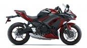 2021 Kawasaki Ninja 650 Red Right