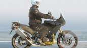 Aprilia Tuareg 660 Spy Shot Right Side
