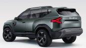 Dacia Bigster Concept 3