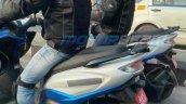 Suzuki Burgman Electric Rear Left Spied