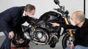 350000th Ducati Monster 1200