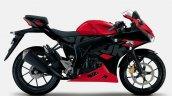 2021 Suzuki Gsx R125 Red Rhs