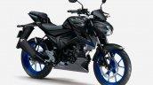 2021 Suzuki Gsx S125 Black Front Right