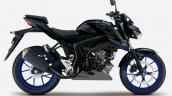 2021 Suzuki Gsx S125 Black Right Side