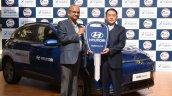 Hyundai Kona Electric Donated Iit Delhi