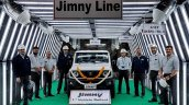 Maruti Suzuki Jimny Export 2