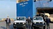Maruti Suzuki Jimny Export
