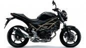 2021 Suzuki Sv650 Glass Sparkle Black
