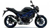 2021 Suzuki Sv650 Matte Black Metallic