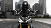 2021 Triumph Speed Triple 1200 Rs Action City Fron