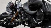 2021 Triumph Speed Triple 1200 Rs Action Lean Clos