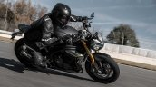 2021 Triumph Speed Triple 1200 Rs Action Track Lea