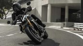 2021 Triumph Speed Triple 1200 Rs Lean Right Close