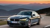 2021 Bmw M5 Cs Front Quarter