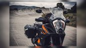 2021 Ktm 1290 Super Adventure S Front Closeup