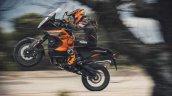 2021 Ktm 1290 Super Adventure S Wheelie