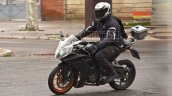 2021 Ktm Rc 390 Spy Shot Front Left