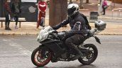 2021 Ktm Rc 390 Spy Shot With Rider
