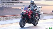 Bs6 Benelli Trk 502 Features