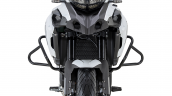 Bs6 Benelli Trk 502 Front View