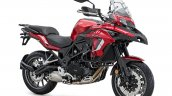 Bs6 Benelli Trk 502 Red Front Right